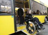 В Новосибирске на линию выпущен еще один адаптированный для колясок троллейбус