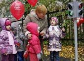 В Уфе открылся первый автогородок для детей с ограниченными возможностями