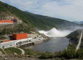 На Колымской  Усть-Среднеканской ГЭС запущен первый пусковой комплекс