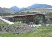 После капитальной реконструкции два моста в Чечне ввели в эксплуатацию