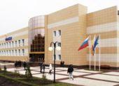 Новый физкультурно-спортивный комплекс «Факел» в Рязанской области принял первых посетителей