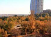 Детский парк построят возле реки Царица