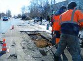 Вологде выделят 60 млн. рублей на устранение ям на дорогах