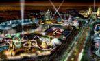 Современный парк развлечений появиться в Нагатинской пойме