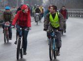 Велосезон в Санкт-Петербурге уже открыт