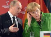 Путин выразил согласие ехать во Францию на встречу с Меркель и Обамой