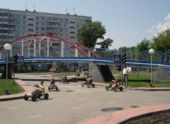 Автогородок для детей построят в Архангельске