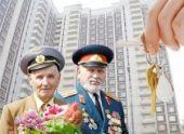 В Архангельске ветераны войны получат 108 квартир