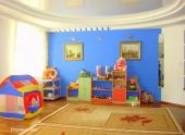 Второй детский сад за прошедшее полугодие построен в столице Калмыкии