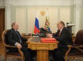 Геннадий Зюганов получил подарок от Путина