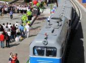 В Оренбурге открывает летний сезон детская железная дорога