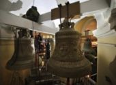 Через Вологду в Санкт-Петербург проследует главный колокол Александро-Невской Лавры