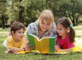 Вдохновите ваших детей на чтение с помощью персональной книги