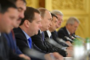 Кремль собрался корректировать налог на недвижимость