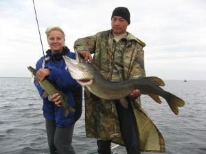 Астрахань является лучшим местом для рыбалки