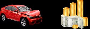 Возрастает популярность услуги выкупа битых авто в России