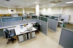 Планировка офиса может повлиять на работоспособность