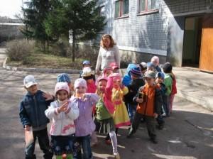 Детский сад общеразвивающего вида № 83 «Вишенка»