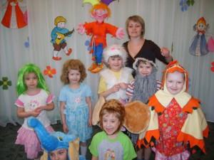 Детский сад №247 г. Пермь