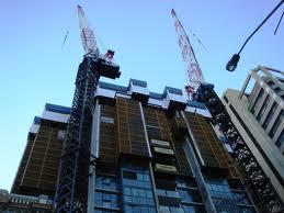 На московской строительной отрасли финансовый кризис никак не скажется