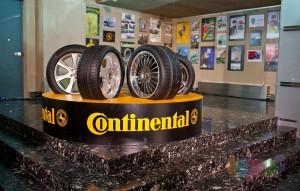 Continental готовит новинки к летнему сезону