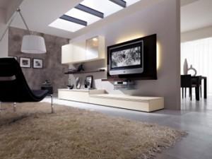 Популярность итальянской мебели растет с каждым днем