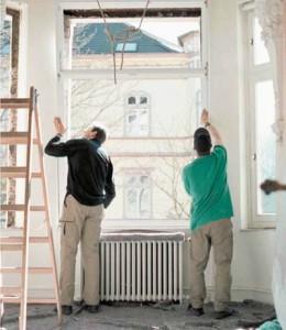Спрос на ремонтно-строительные услуги растет