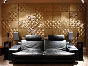 Популярность декоративных ПВХ панелей растет