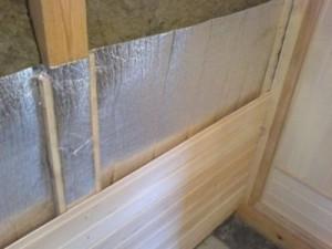 Пароизоляция стен: доступные варианты