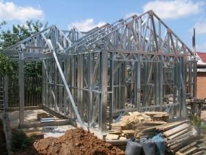 Строительство домов с использованием ЛСТК профиля становится более популярным