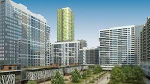 Обзор нового строительного комплекса Wellton Park