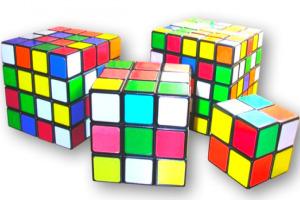 Магический кубик множество форм и граней