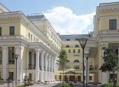 Петербуржский дом культуры пищевиков превратился в гостиницу «Эрмитаж»