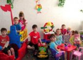 Новый детский сад открылся на Ямале