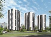 Новый жилой комплекс «Тринити» сдан в эксплуатацию в Новгороде