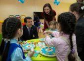 В Казани открылся детский сад, в котором обучают на татарском языке