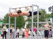 Воркауты скоро будут оборудованы в каждом московском парке