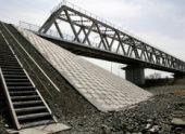 Новый мост в Волгограде через переезд на автотрассе в аэропорт уже сдан в эксплуатацию