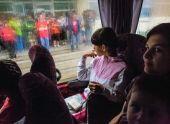 В Ростовский регион прибывают беженцы с Украины