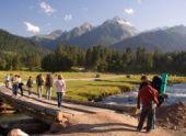 В Карачево-Черкесии проводится летние мероприятия по программе Архыз Park
