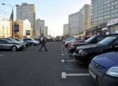 Новая система парковки в Москве